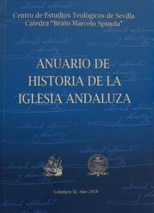 Historia Iglesia Andaluza CET Sevilla